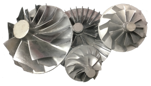 Cast Compressor Wheels